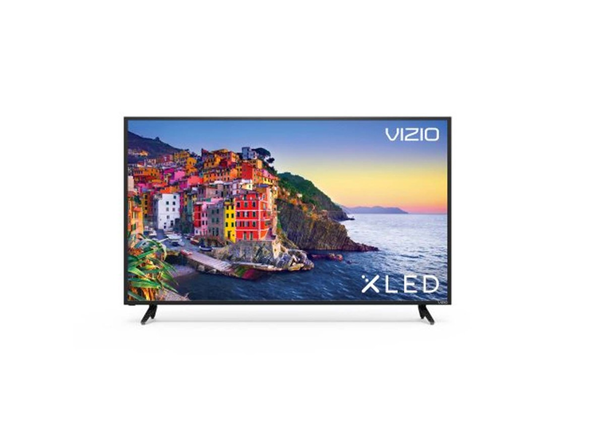 "VIZIO 65"" Class 4K (2160P) Smart XLED Home Theater Display (E65-E1) for $579.99 at Walmart"