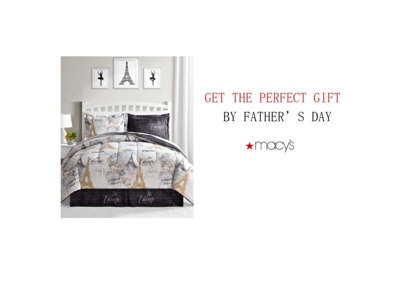 Paris Gold 6-Pc. Reversible Twin Comforter Set