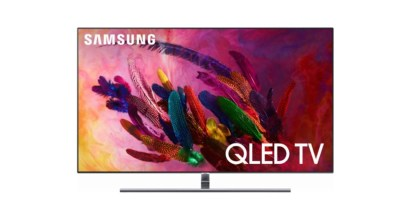 "Samsung - 55"" Class - LED - Q7F Series - 2160p - Smart - 4K UHD TV with HDR"