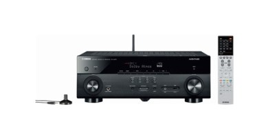 Yamaha – AVENTAGE 7.2-Ch. 4K Ultra HD A V Home Theater Receiver