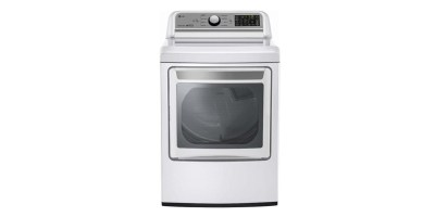 LG 9-Cycle Electric Dryer (7.3 Cu. Ft. )