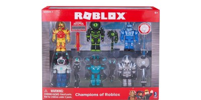 Roblox Champions (6 Figure Pack)
