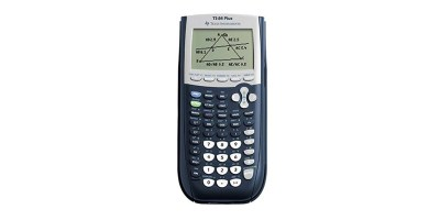 Texas Instruments TI-84 Plus Programmable Graphing Calculator (10-Digit LCD)