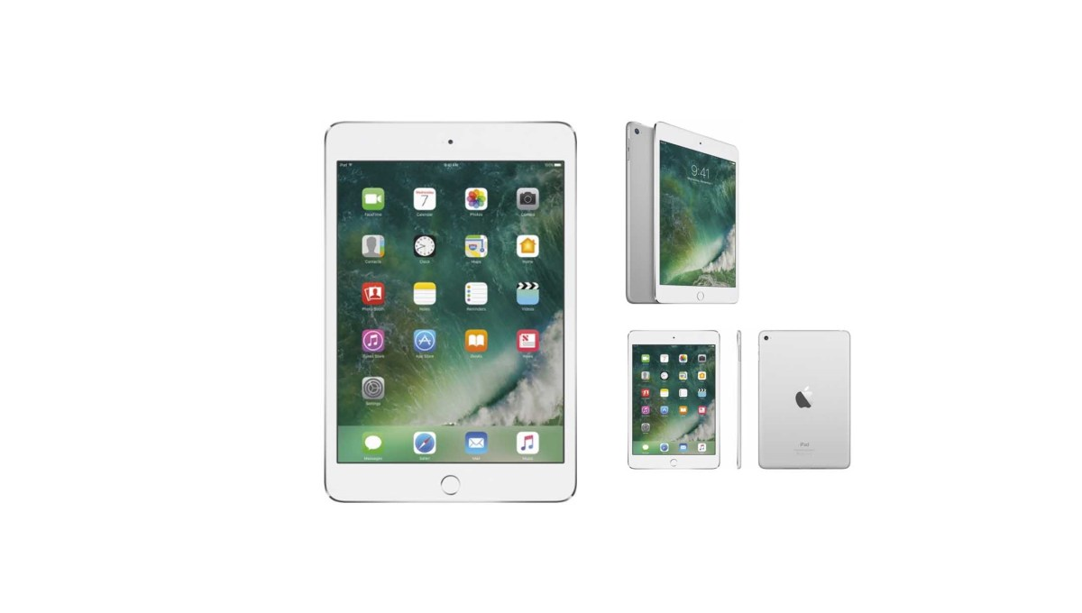 Apple iPad mini 4 Wi-Fi 128GB for $274.99 at Best Buy