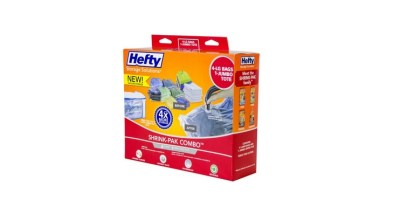 Hefty Shrink Pak Vaccum Seal Bags