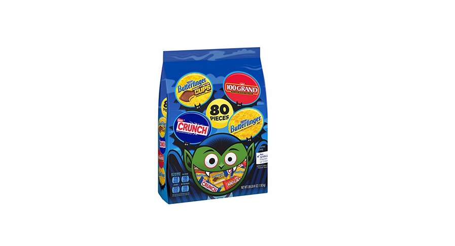41oz Nestle Assorted Halloween Chocolate Bag for $8.99 at Amazon (Add-on Item)