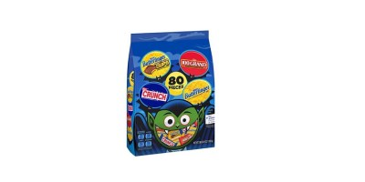 Nestle Assorted Halloween Chocolate Bag