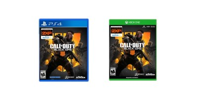 Call of Duty Black Ops 4, Playstation 4