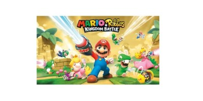 Mario + Rabbids Kingdom Battle Gold Edition Nintendo Switch