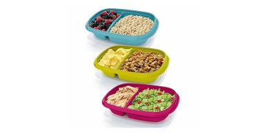 Rubbermaid TakeAlongs Sandwich Food Storage Containers