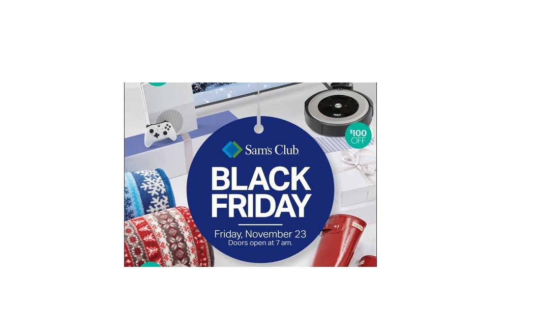Sam's Club Black Friday Ad 2018