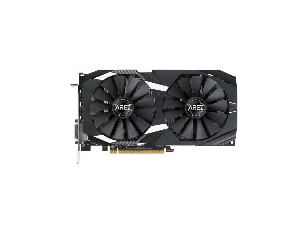 ASUS AREZ Dual series Radeon RX 580 DirectX 12 AREZ-DUAL-RX580-O8G 8GB 256-Bit GDDR5 HDCP Ready CrossFireX Support Video Card for $160 after Rebate at Newegg