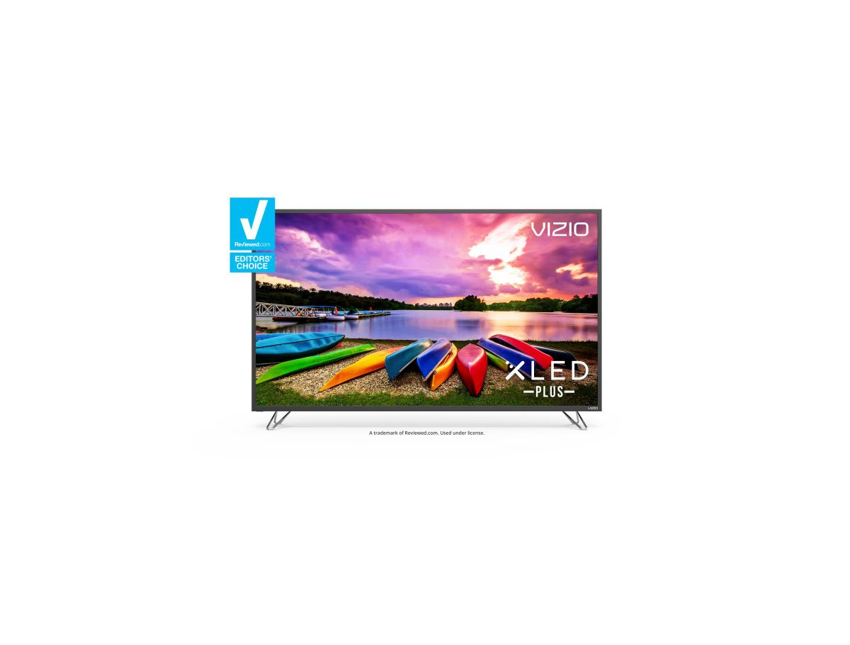 "VIZIO 55"" Class 4K (2160p) Smart XLED Home Theater Display (M55-E0) for $399.99 at Walmart"