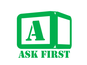 A is for Asking first