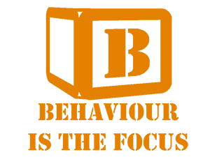 B is for the Behaviour we focus on