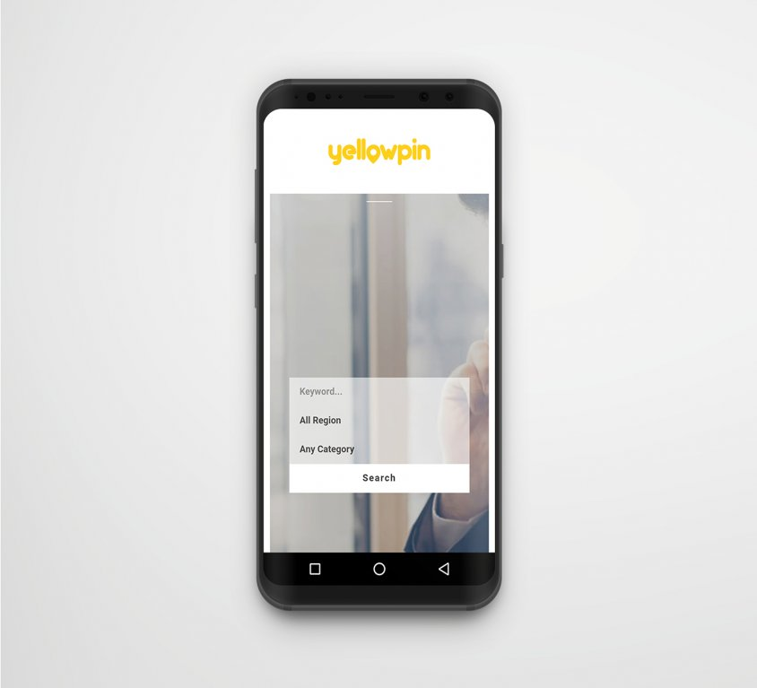 Android App Dev – Yellowpin
