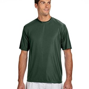 A4 Adult Cooling Performance T-Shirt, Forest, X-Large