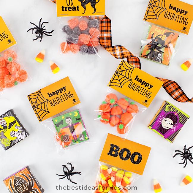 Halloween Tag Printables