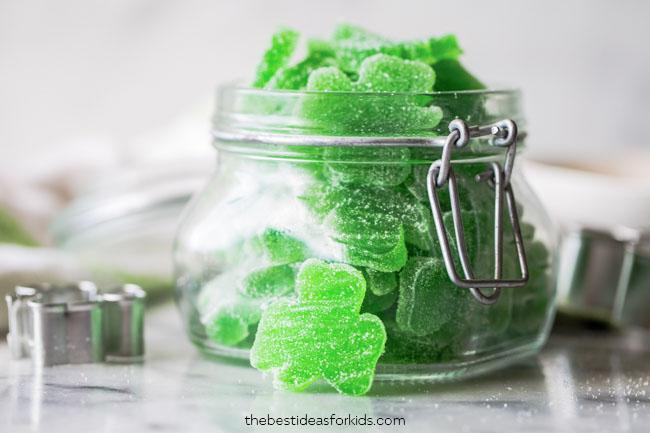 St Patrick's Day Treat Idea
