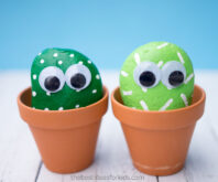 Pet Rocks DIY Cactus