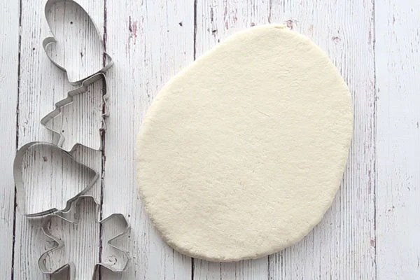 Salt Dough Thickness