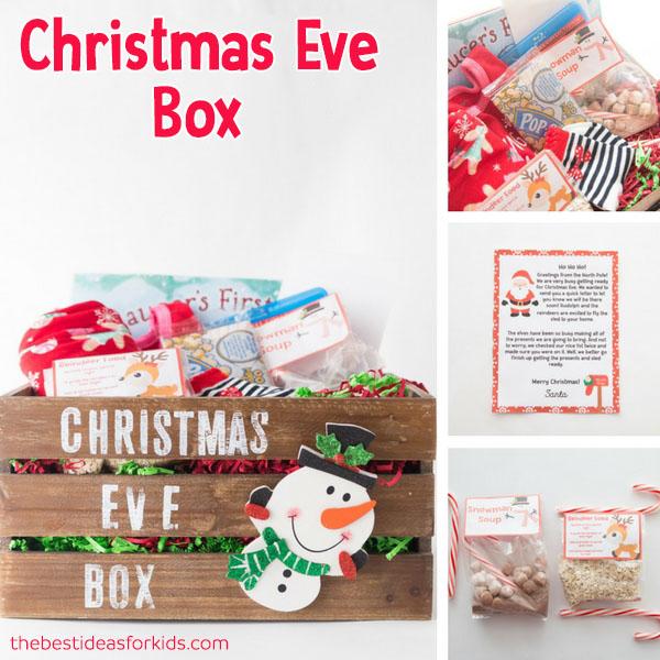 Christmas Eve Box Ideas Tradition