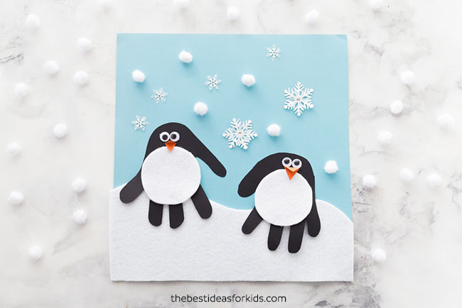 15 Adorable Penguin Crafts For Kids The Best Ideas For Kids