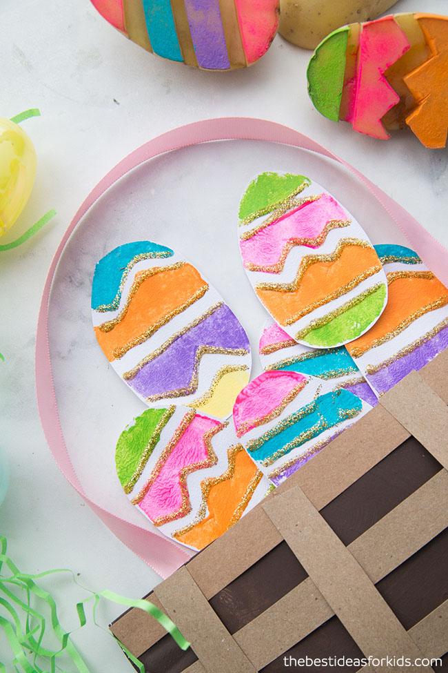 Easter Basket Craft