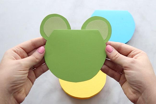 Bear Craft Ears