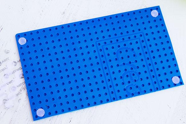 Lego Baseplate for Lego Travel Case