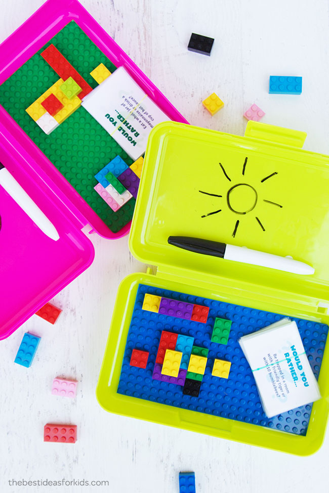 Portable Lego Kit