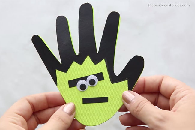 Handprint Frankenstein