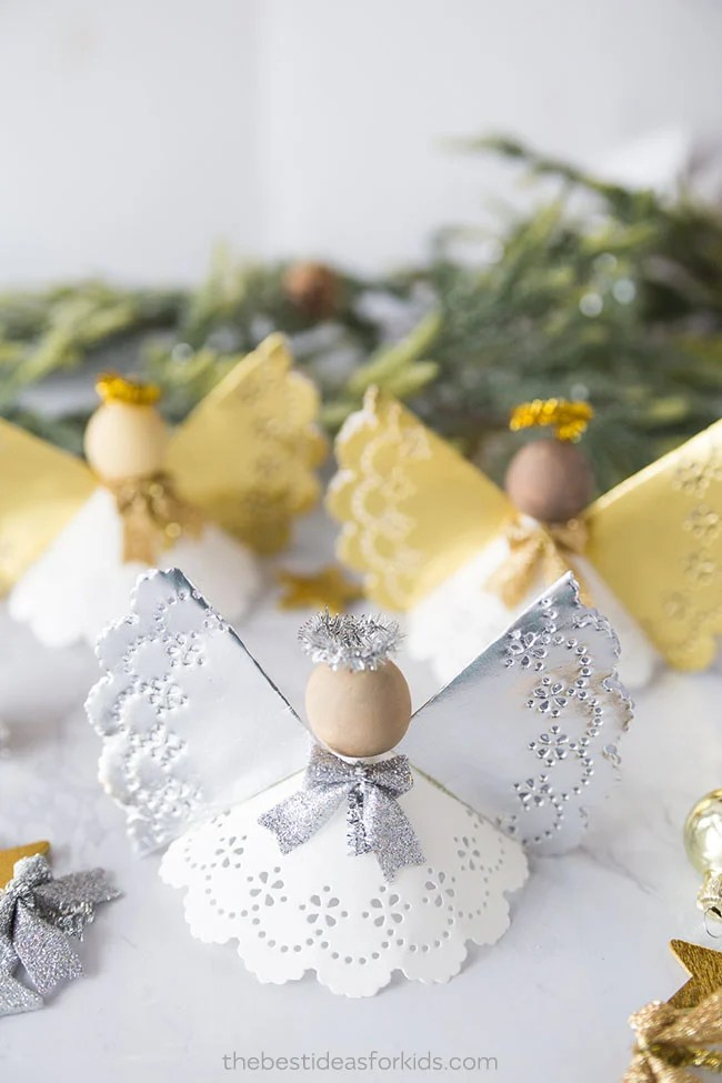 Angel Craft for Kids