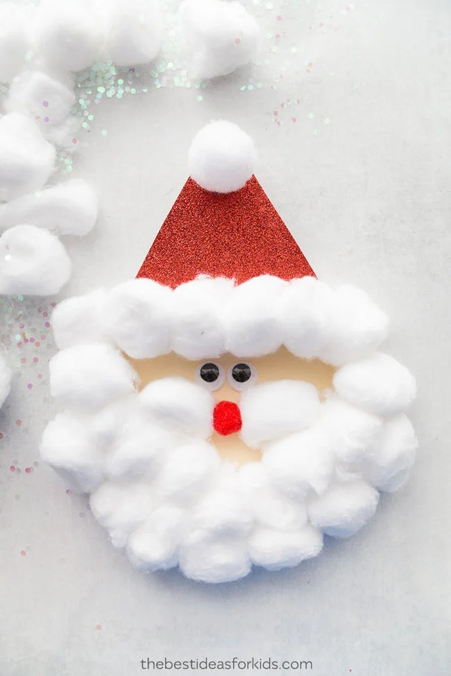 Santa Craft The Best Ideas For Kids
