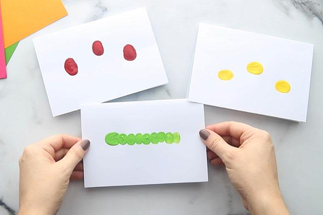 Fingerprints Added to Cards