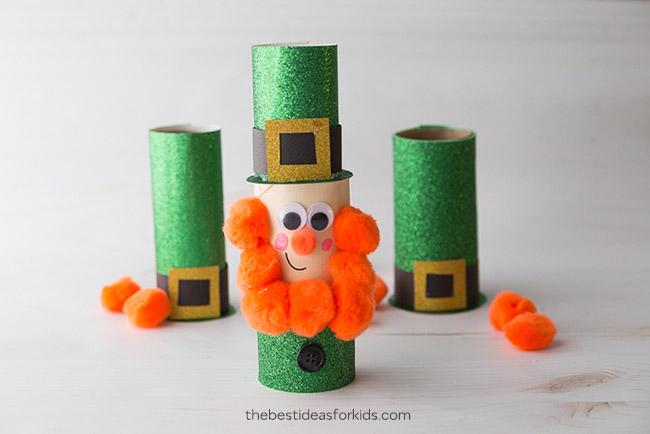 Leprechaun Craft St patrick's day