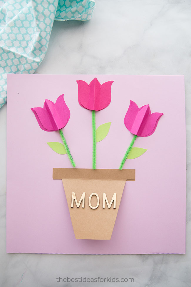 Mothers Day Card Craft The Best Ideas For Kids