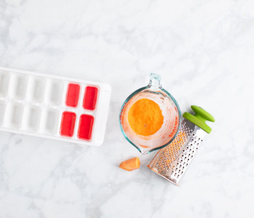 Grate Chalk for Ice Chalk