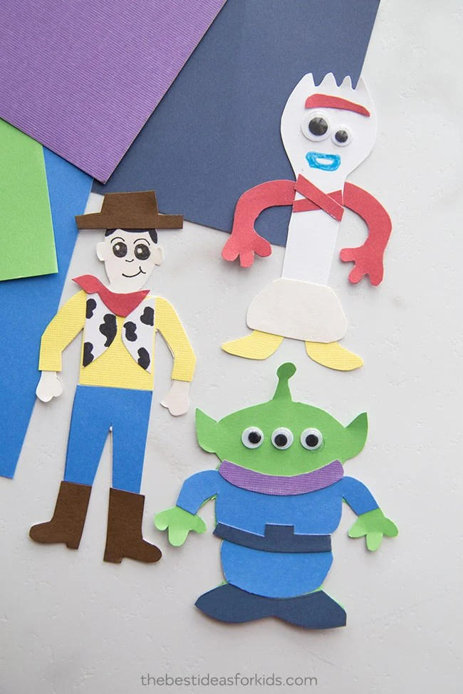 Toy Story Crafts
