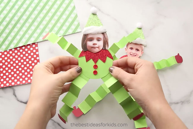 Elf Craft for Kids