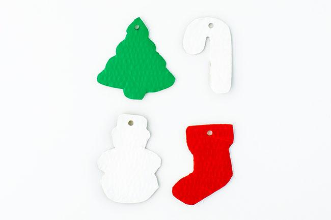Paint Cardboard Ornaments