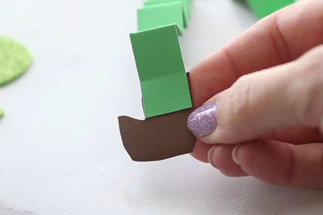 Add Paper Boots to Leprechaun