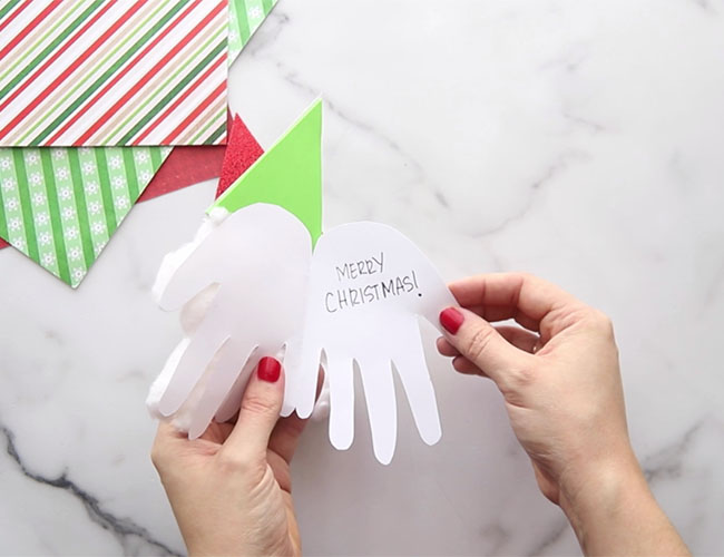 Gnome Card Craft for Kids
