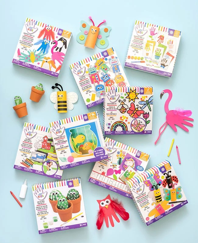 Craft Kits by The Best Ideas for Kids