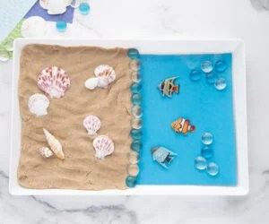 Sand Playdough