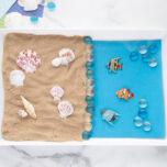 Sand Playdough Recipe for Kids