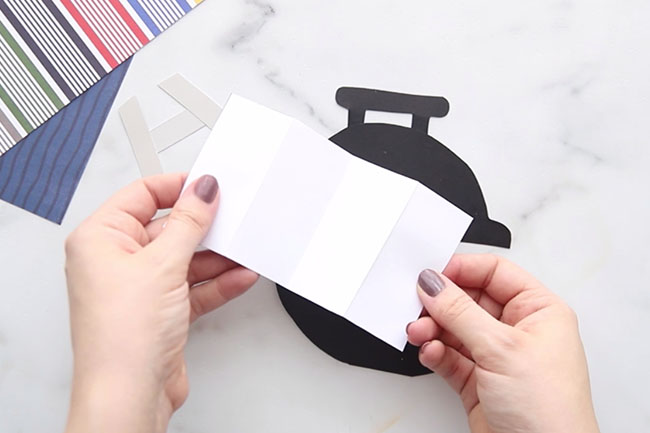 Fold Paper for Card