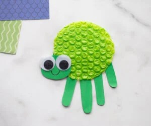 Turtle Handprint