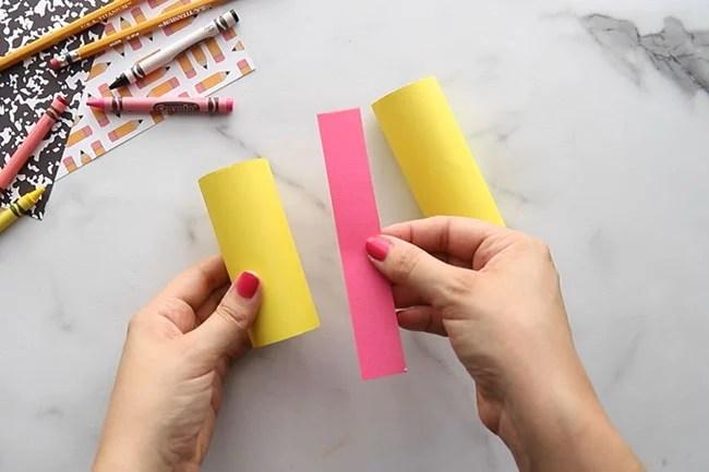 Add Pink Paper