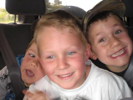 Ethan turns 6!
